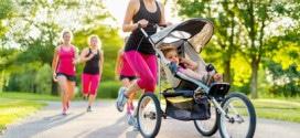 Ab welchem Alter kann man einen Kinderbuggy benutzen - Mutter mit Kind (1)