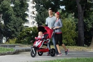 Jogger Kinderbuggys Test