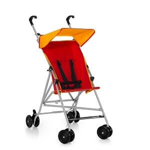 Hauck Go-S Sun Kinderbuggy Test