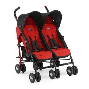 Kinderbuggy für Zwillinge -Echo-Twin