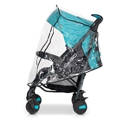 LCP Kids Nitro Kinderbuggy Regenschutz