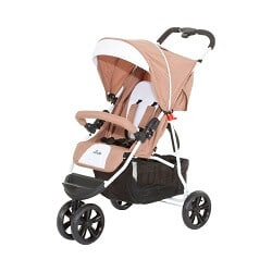 ABC Design Dreirad-Sportbuggy Treviso 3S in beige-white von circle