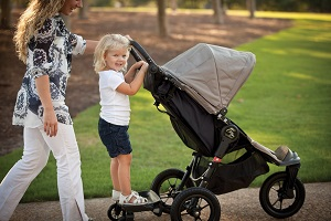 BABYJOGGER City Elite Single Kinderbuggy Test