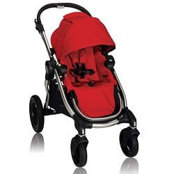 Baby Jogger City Select Kinderbuggy Ruby