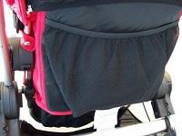 Baby Jogger City Select Kinderwagen Ruby Aufbewahrungstasche