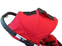 Baby Jogger City Select Kinderbuggy Verdeck
